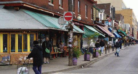 Sign Petition to Protect Kensington Market